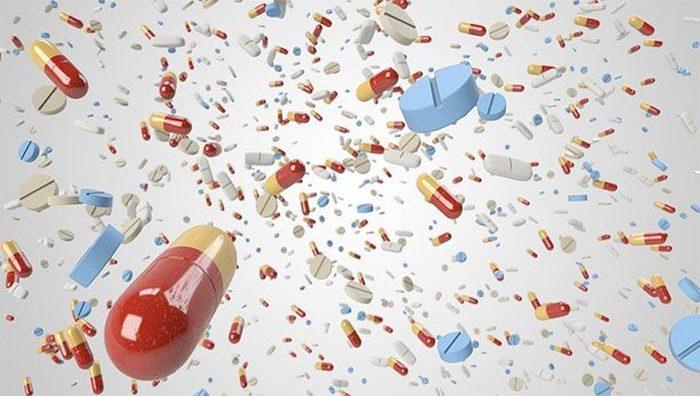 Причина вымирания человечества: устойчивость к антибиотикам.