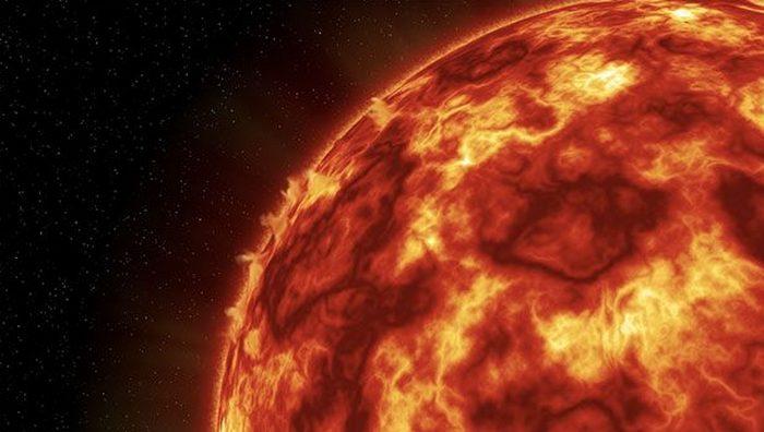 Причина вымирания человечества: солнечные бури.