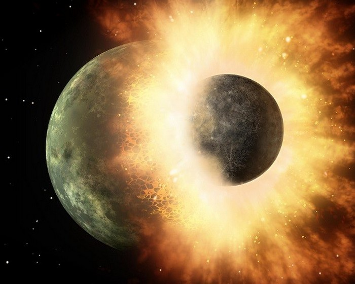 O desaparecimento da atmosfera aconteceu mais de uma vez.