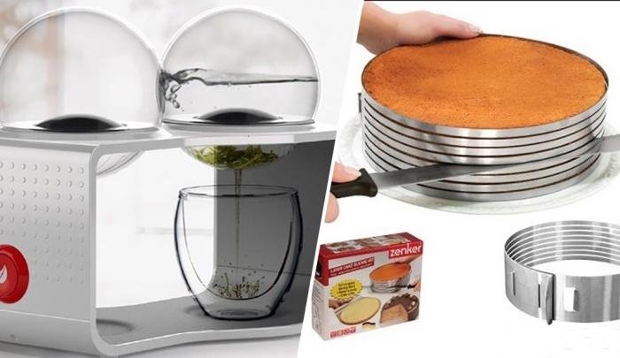 Самые современные устройства для кухни.