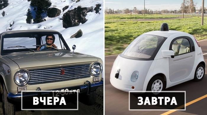 6 уровней автоматизации автомобилей