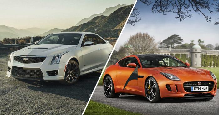 Самые стильные купе для любителей шика и скорости.