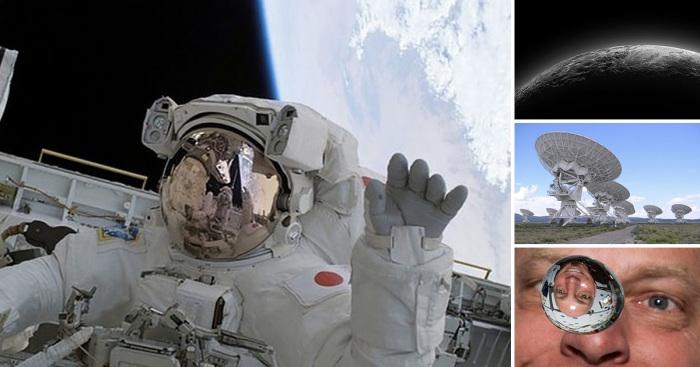 Любопытные факты о космических исследованиях.