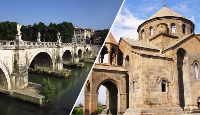 Архитектурные шедевры древности, которые существуют до сих пор