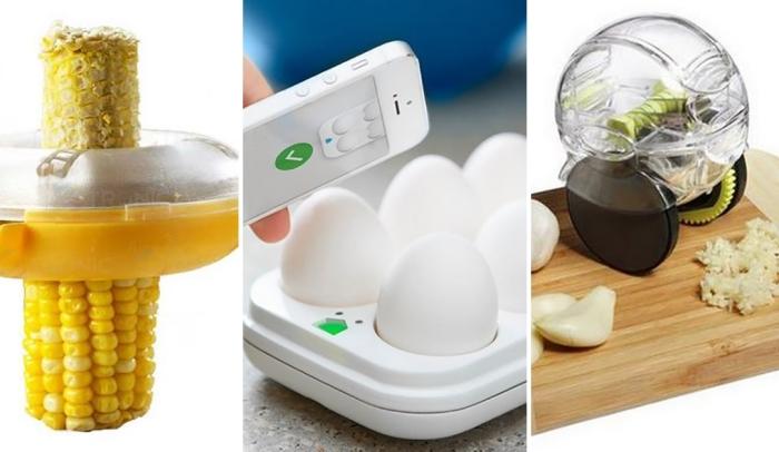 15 великолепных гаджетов, которые станут эффективными помощниками на кухне