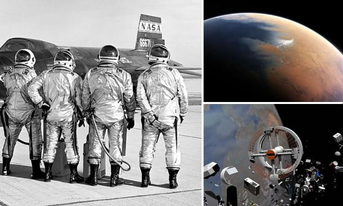 Любопытные факты о космосе.