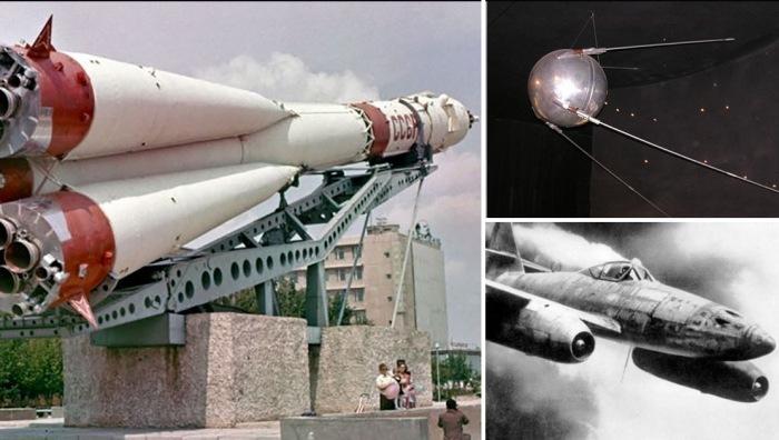 15 самолетов и космических кораблей, которые изменили историю/