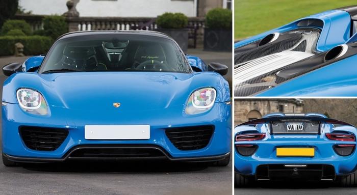Porsche 911 на аукционе Sotheby's.