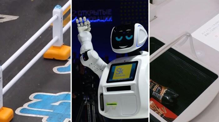 Роботы захватывают мир.