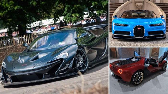 Машина на миллион: 7 самых дорогих автомобильных новинок 2017 года