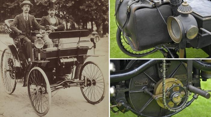 Как это было: первый серийный автомобиль компании Peugeot.