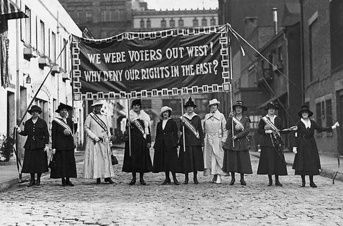 19 любопытных фактов из истории феминистского движения
