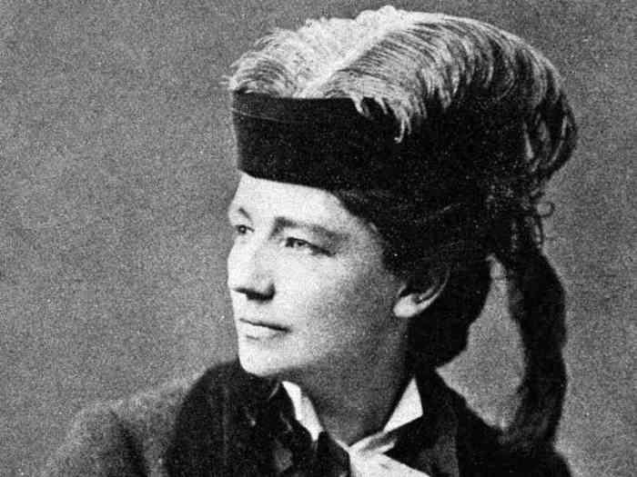 Виктория Вудхалл.