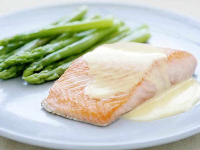 Сливочно-лаймовый соус для рыбы.