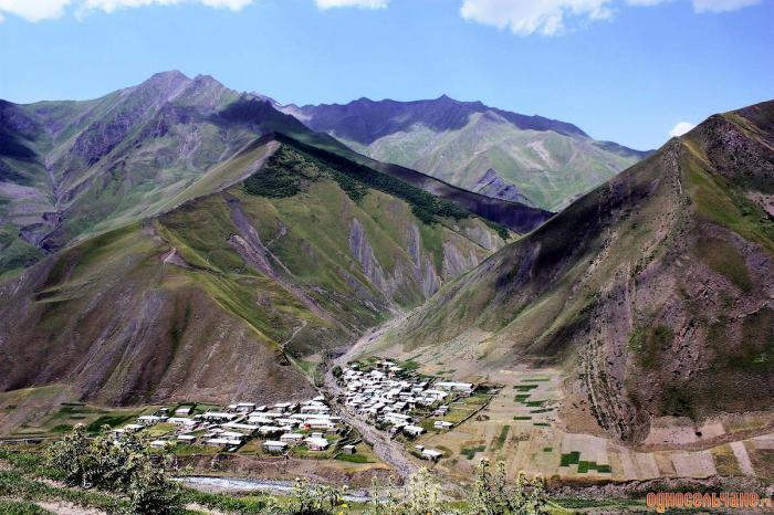Дагестанское село Арчиб.