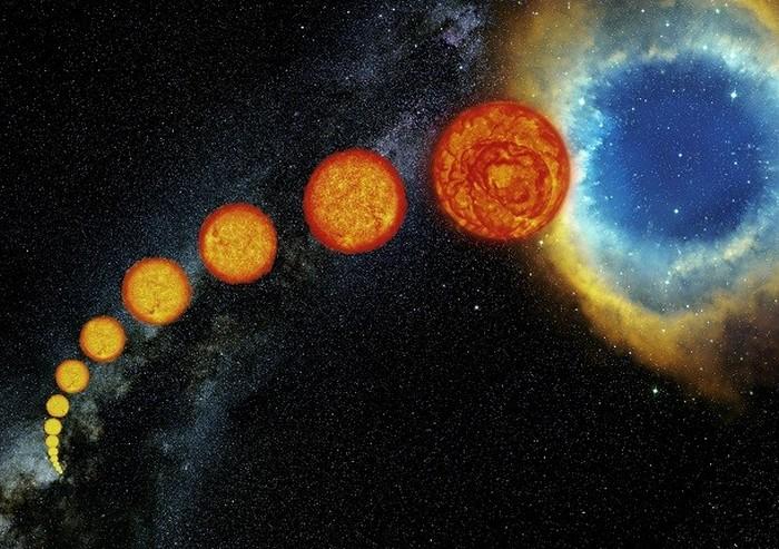 Бесконечная Вселенная.
