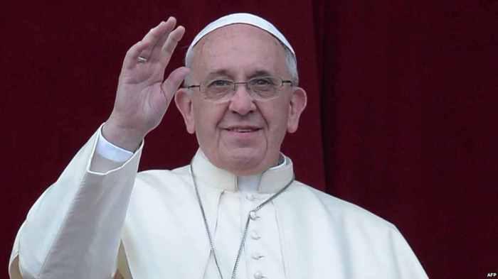 Папа Франциск - любитель танго