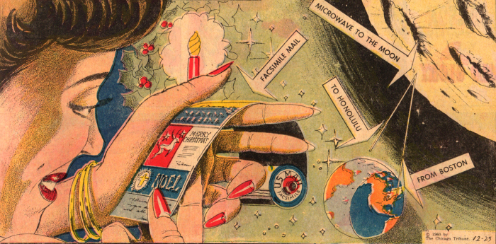 Электронные открытки.