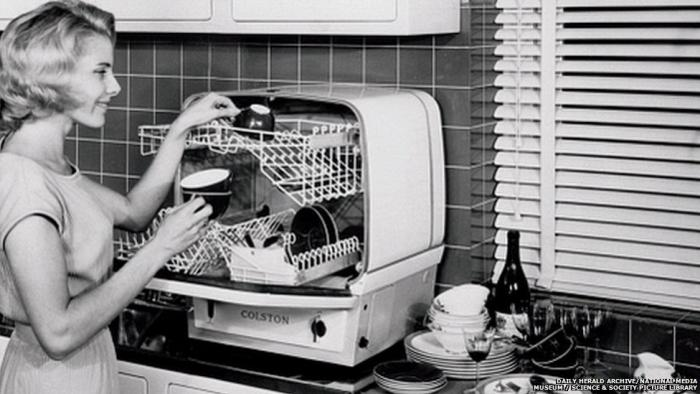 Посудомоечная машина Charles Colston.