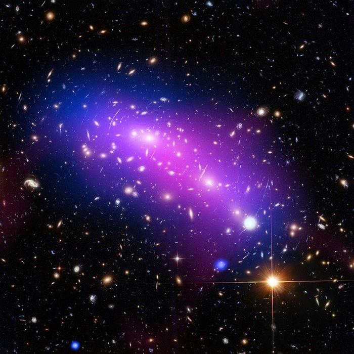 В 4,3 миллиардах световых лет от Земли.