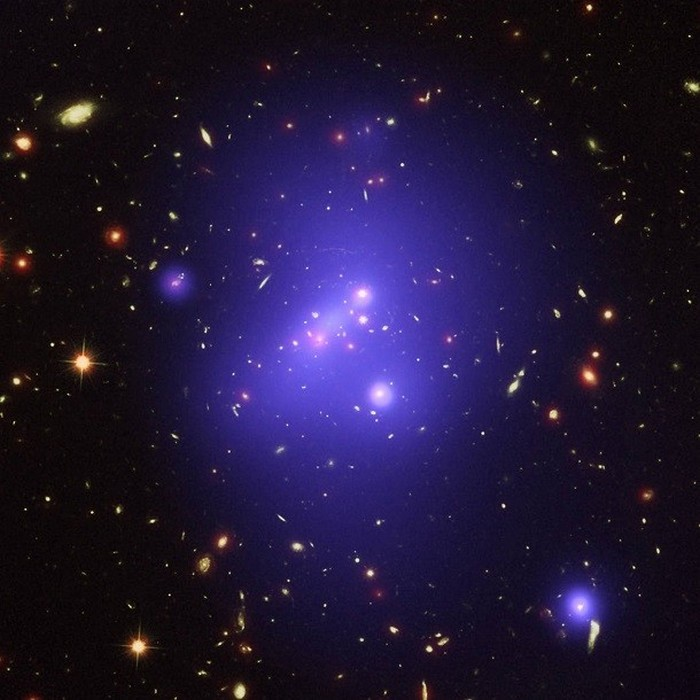 Кластер галактик IDCS 1426.