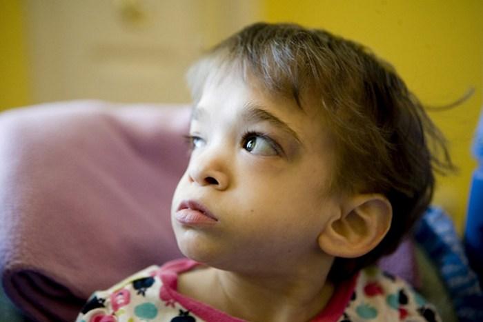 Брук Гринберг - самый старый ребёнок в мире