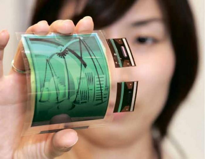 Samsung может ознаменовать начало эры гибких устройств.