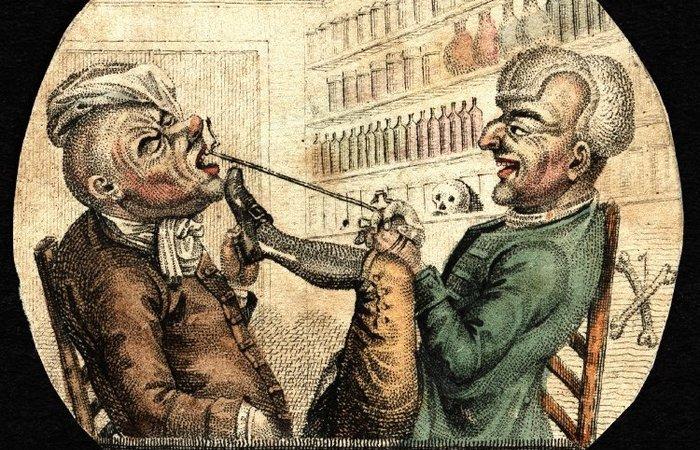 Шокирующие факты о гигиене в Европе 18 века