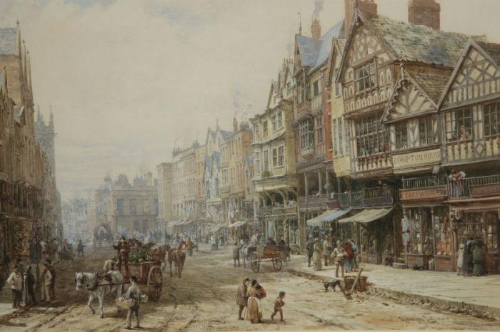 Старая Англия.