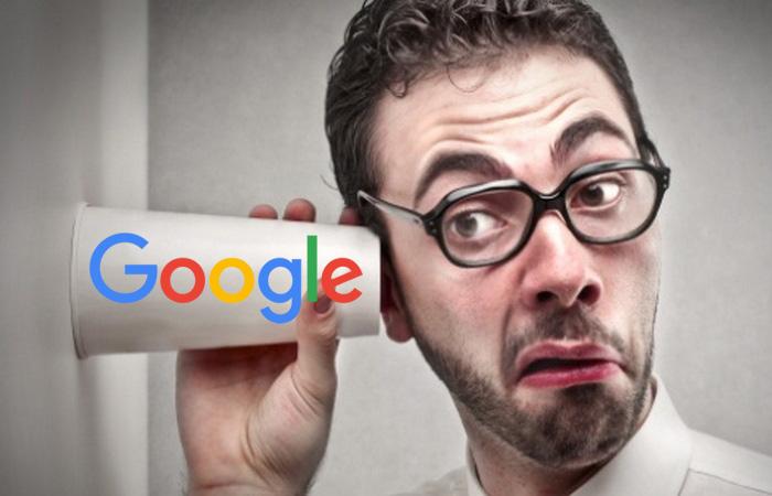 Осторожно, вас подслушивает Google!