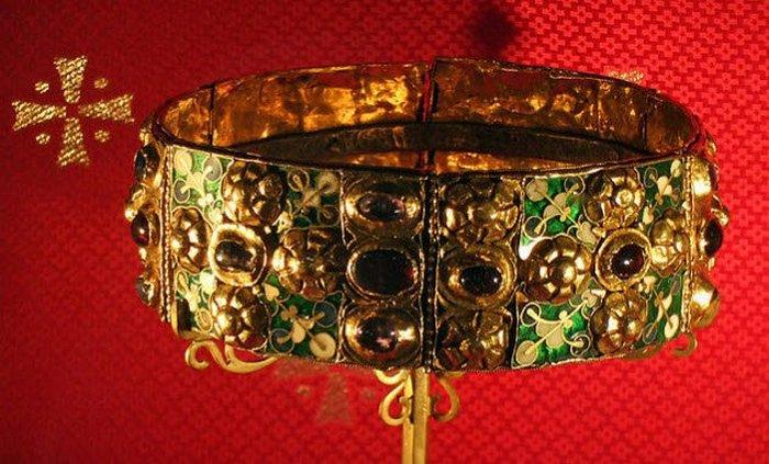 Железная корона Ломбардии