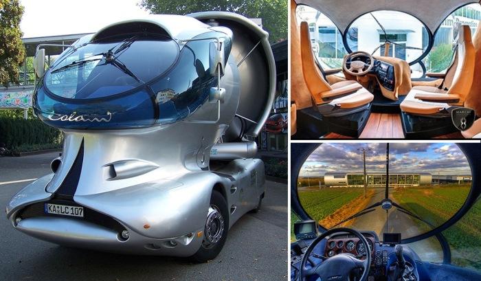 Самые перспективные концепты грузовых авто.