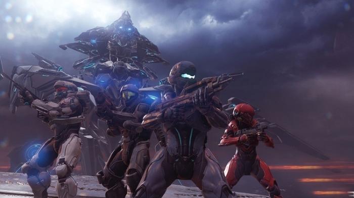 Видеоигра Halo