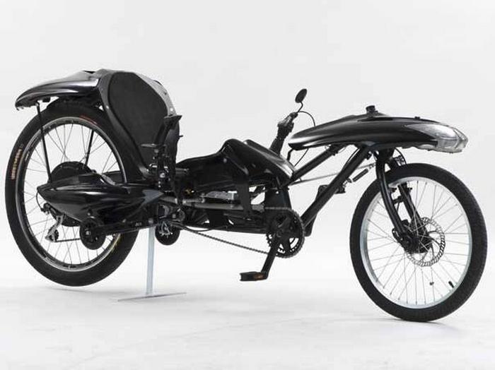 Joystick Bike – велосипед без руля.