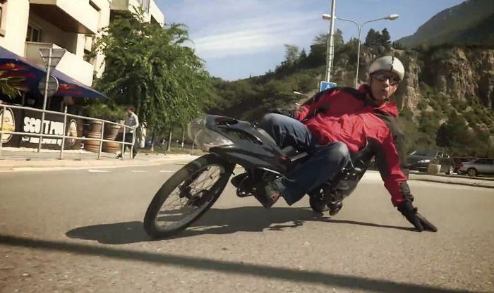 Joystick Bike: новый уровень велосипедных покатушек..