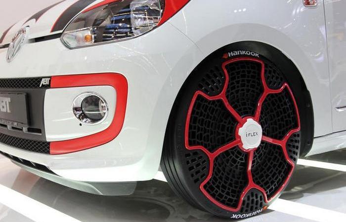 Самые невероятно-инновационные колёса.