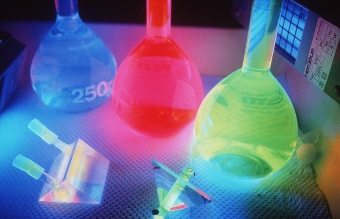 Зрелищные химические реакции.