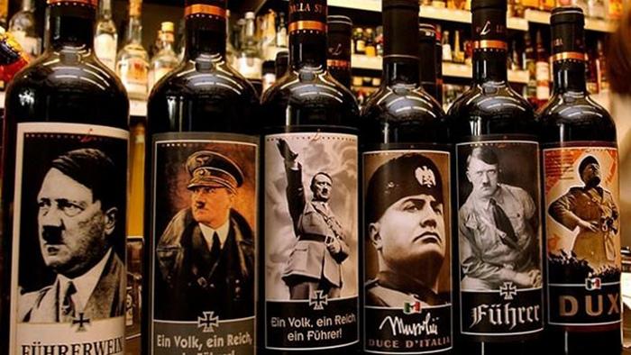 Гитлер на любой вкус.