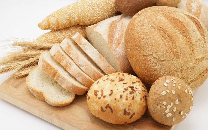 И кусочек хлеба.