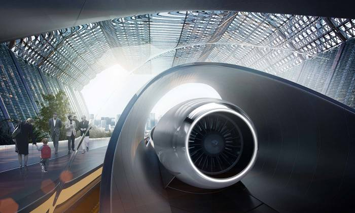 Создатели Hyperloop назвали 10 городов-счастливчиков, где вскоре появится вакуумный поезд