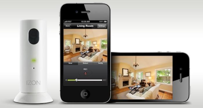Хороший подарок: Izon Wi-Fi Video Monitor.