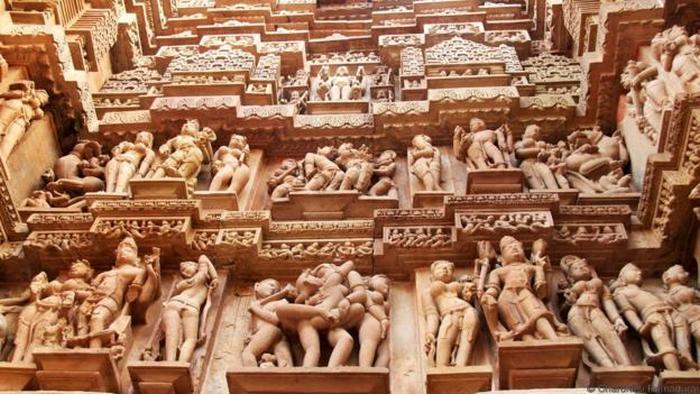 Индийский храм.