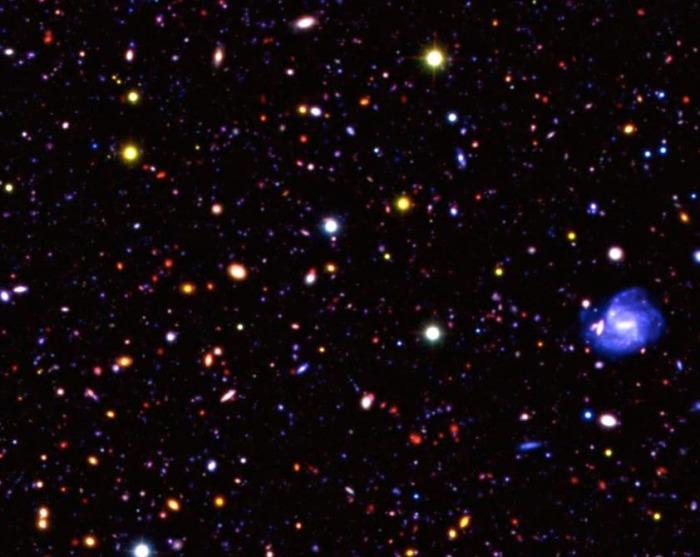 Неизвестная история Вселенной.