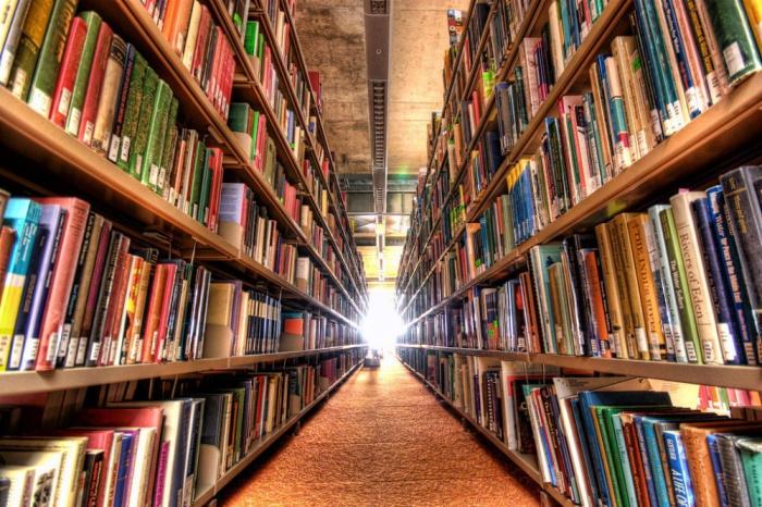 Публичная библиотека - не лучшее место для чтения книг.