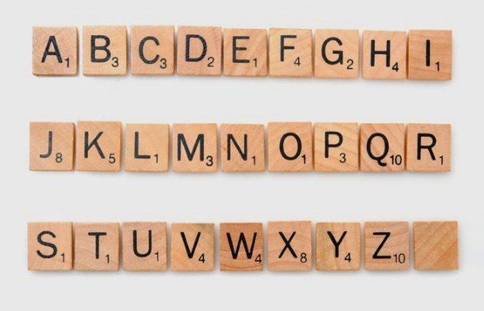 Почему алфавит расположен именно в текущем порядке?