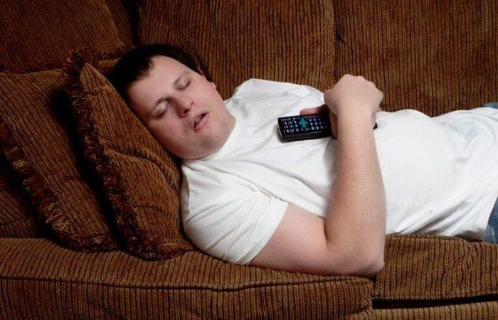 Почему люди спят?
