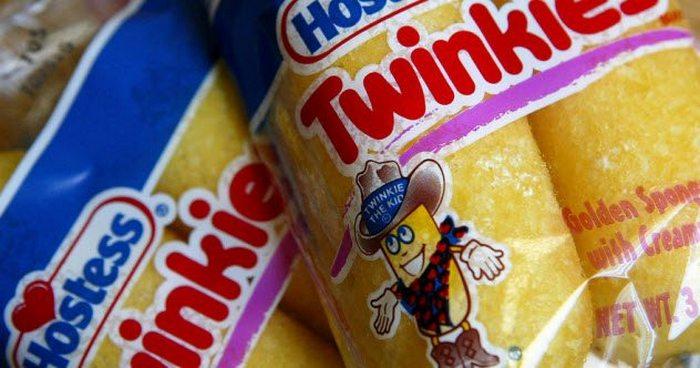 Великая депрессия и Вторая мировая война - бисквит Twinkie
