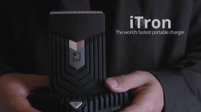 Зарядный хаб iTron.