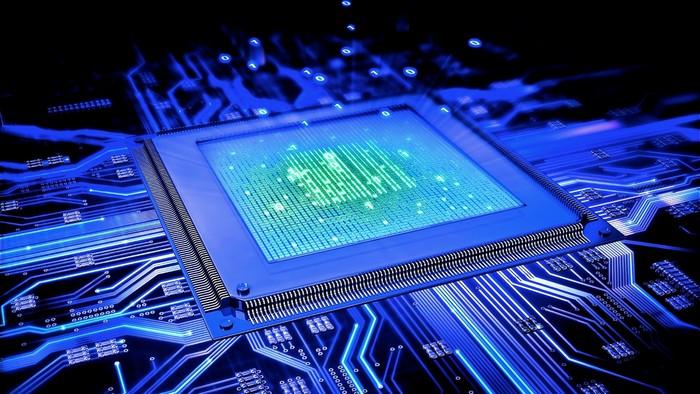 Микропроцессор.