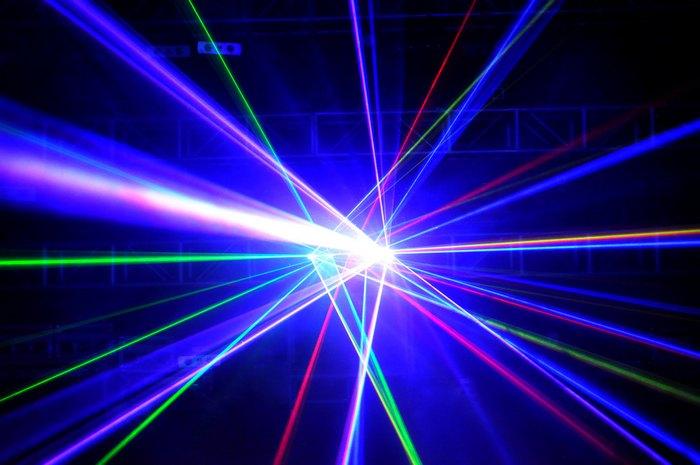 Такой полезный лазер.